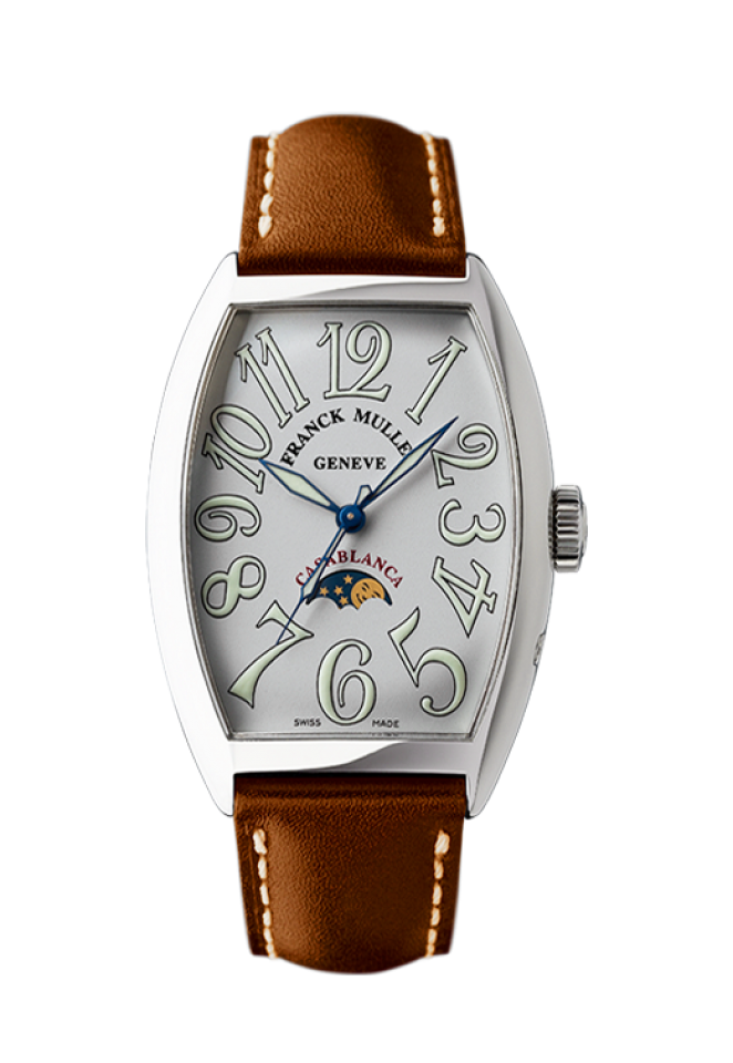 buy online 92aac b727f CASABLANCA LUNA | Watch Collections | FRANCK MULLER