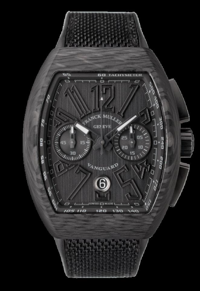 arrives 0c765 baf99 VANGUARD™ CARBON CHRONOGRAPHE | Watch Collections | FRANCK ...